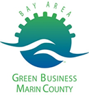 Pacific Heights Cleaners is recognized as a Bay Area Green Business by Marin County