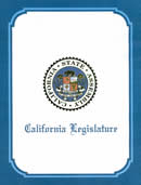 The California Legislature issues special awards to Pacific Heights Cleaners in recognition their Green Clean process